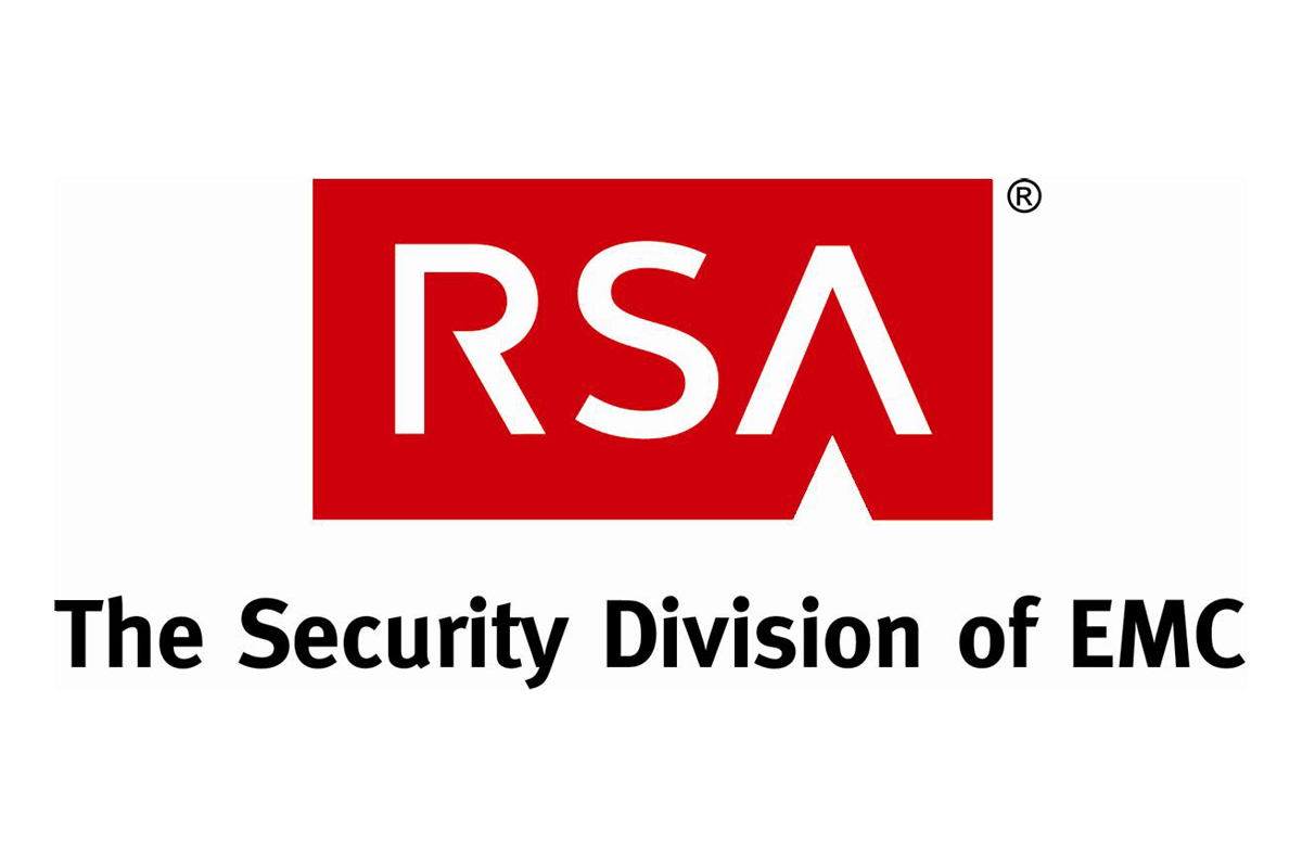 CONET Technologies Logo: RSA - The Security Division of EMC